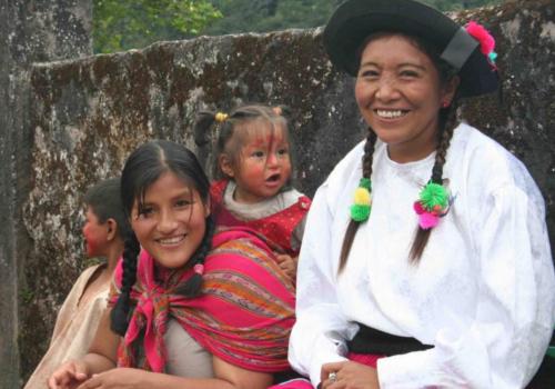 Volontariat en Amérique du Sud et aux Caraïbes