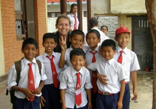 Volontariat en Asie