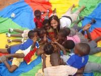 Volunteer in Afrika