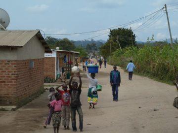 Faire du bénévolat en Afrique