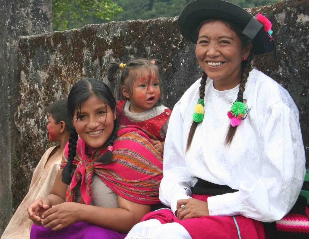 Mission humanitaire en Amérique du Sud