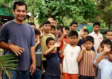 volontariat orphelinat séparation difficile