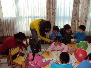 Mission humanitaire au Chili