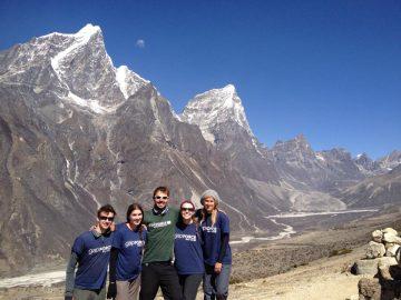 Bénévolat au Népal