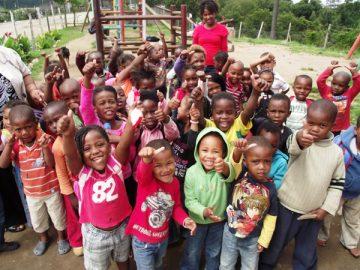 Mission humanitaire en Afrique du Sud