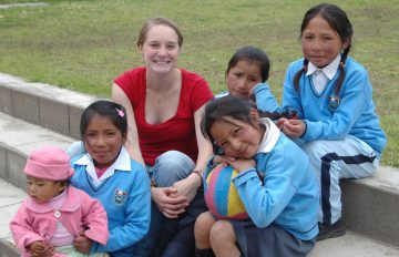 Mission humanitaire au Pérou