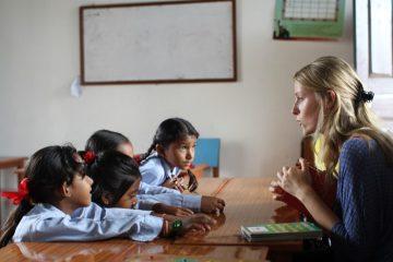 Mission de volontariat au Népal
