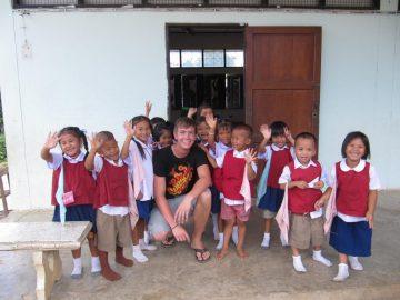Mission humanitaire en Thailande