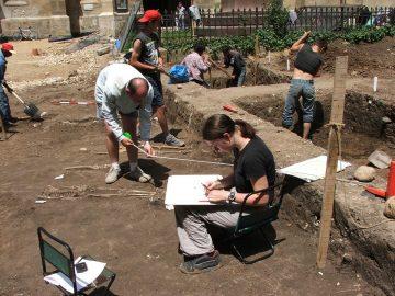 bénévolat en archéologie