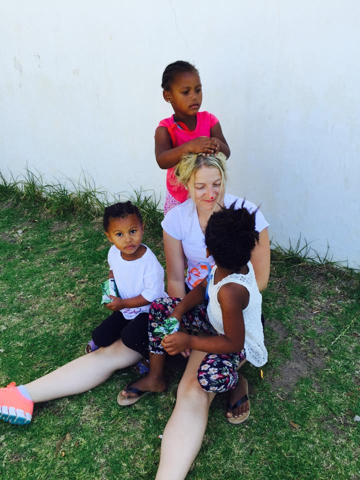 bénévolat afrique du sud