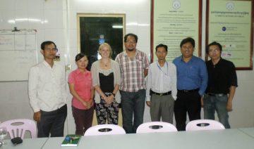 volontariat dans une ONG