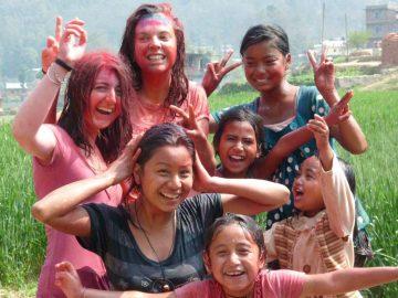 Mission Humanitaire 16 Ans 17 Ans 18 Ans Chantier Jeunes Et