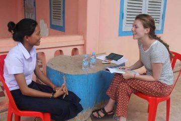 volontaire dans une ONG