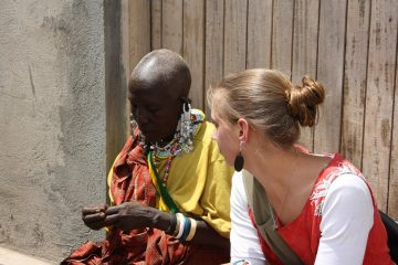 voyage humanitaire à l'étranger