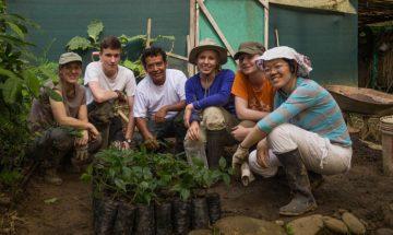 écovolontariat dans l'agriculture