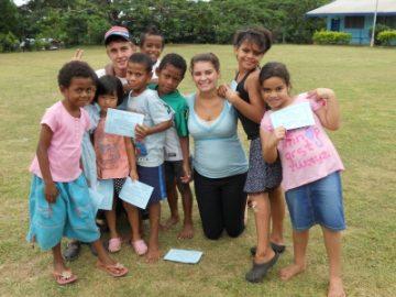 Mission humanitaire étudiant