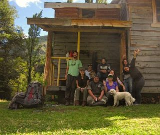 Chantier jeune en Amérique du Sud