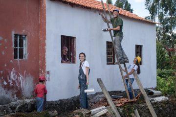 chantier solidaire international